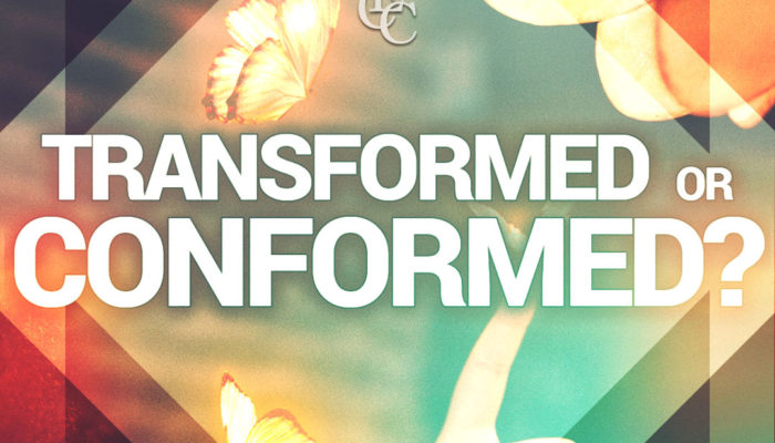 Conformed or Transformed – 2/28/21